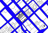 Screenshot of Parcels in Cartographica