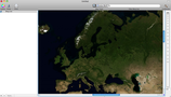 Bing Map of Europe